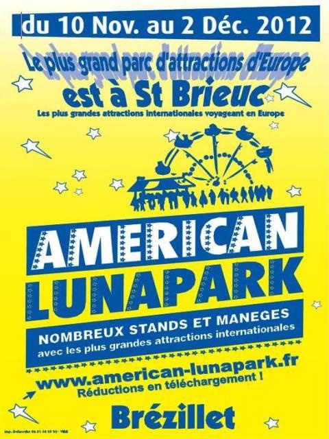 Américan Lunapark à Saint-Brieuc du 10 novembre au 2 décembre 2012 affiche-st-brieuc-2012-2012-2